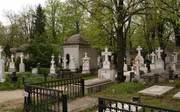 Episcopi si preoti inmormantati in cimitirul Bellu