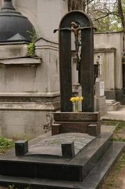 Monumente funerare din Cimitirul Bellu