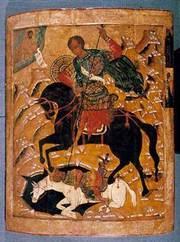 Sfantul Mucenic Dimitrie l-a ucis pe Ionita Caloian?