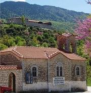 Manastirea Sfantul Nicanor - Zavorda