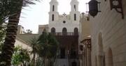 Biserica Sfantul Mercurie - Cairo