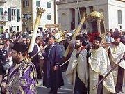 Corfu, insula Sfantului Spiridon