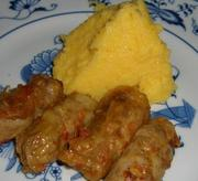 Sarmale cu orez si stafide