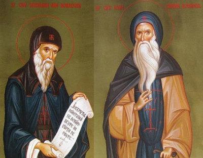 Sfintii Ioan Casian si Gherman