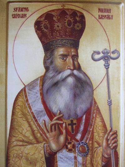 Sfantul Ierarh Grigorie Dascalu