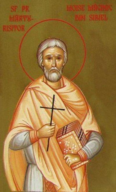 Preotul Moise Macinic