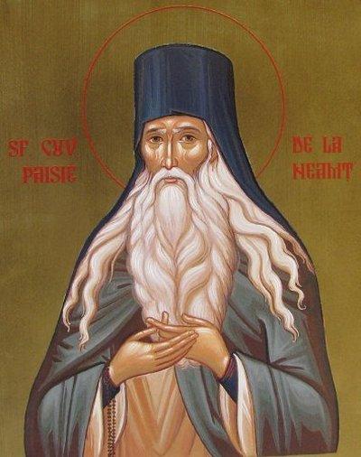 Sfantul Paisie de la Neamt - Velicikovski