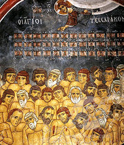 Martiri si falsi martiri