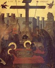 Duminica a treia din Postul Pastilor - a Sfintei Cruci