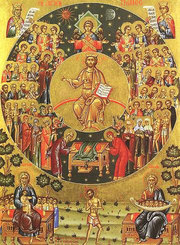Duminica intai dupa Rusalii - a Tuturor Sfintilor