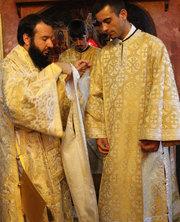 Preotul – omul iertator, jertfelnic si liturghisitor