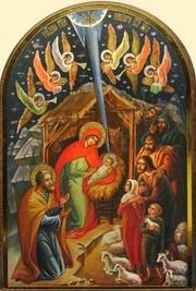 Craciunul il descopera omenirii pe Pruncul Iisus
