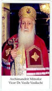10 ani de la trecerea la Domnul a Parintelui Vasile Vasilache, ocrotitorul