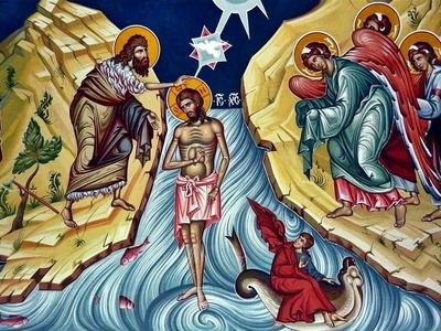 Duminica dupa Botezul Domnului