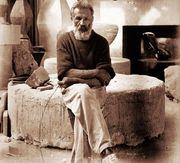 Constantin Brancusi, sculptor crestin