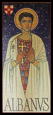 Sfantul Alban, primul mucenic din Anglia