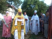Praznuirea hramului Bisericii