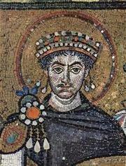 Praznuirea binecredinciosului Imparat Iustinian cel Mare