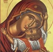 Maica Domnului si umanismul teocentric