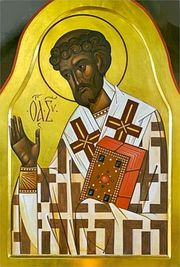 Sfantul Swithun, episcopul din Winchester