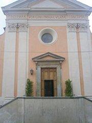 Biserica Maicii Domnului din Ceri - Italia