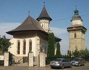 Biserica Sfantul Dumitru - Suceava