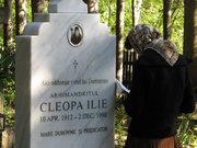 Mormantul Parintelui Cleopa Ilie