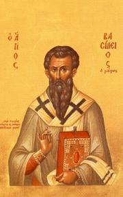 Crearea lumii in teologia Sfantului Vasile cel Mare