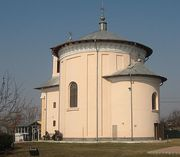Biserica rotunda din Letcani - Sfantul Spiridon