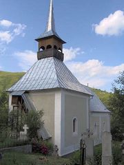 Biserica Sfintii Arhangheli - Galda de Sus