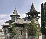 Biserica Sfanta Treime - Pietriceaua