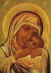 Icoana Maicii Domnului - Izbavitoarea de inec