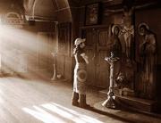 Un gand, o rugaciune, o raza de lumina