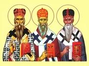 Sfintii Ierarhi Ilie Iorest, Sava Brancovici si Simion Stefan