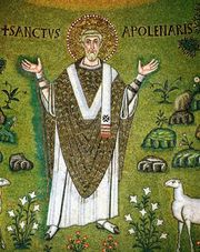 Sfantul Apolinarie din Ravenna