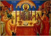 'Sfintele sfintilor' in gandirea Sfantului Nicolae Cabasila