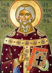 Sfantul Bonifatie, luminatorul Germaniei