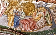 Vindecarea slabanogilor din Capernaumul ruinat