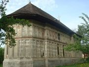 Biserica Sfanta Treime - Golesti