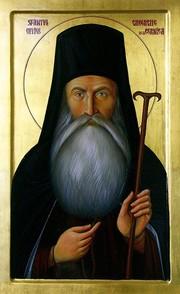 Sfantul Cuvios Gheorghe de la Cernica