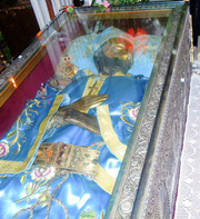 Pelerinaj in Grecia de ziua Sf. Ioan Rusul