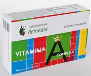 Complexul de vitamine - secretul sanatatii