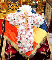 Crucea a readus pe om in cer