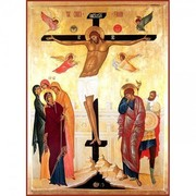 Crucea - rastignire a patimilor si inviere a sufletului din moartea pacatului