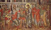 Hristos, condamnat pe nedrept la moarte