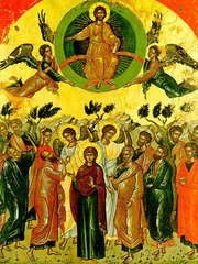 Traditii la Inaltarea Domnului