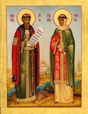 Sfintii Petru si Fevronia de Murom