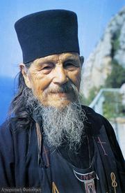 Parintele Nicodim din Pustia Karuliei