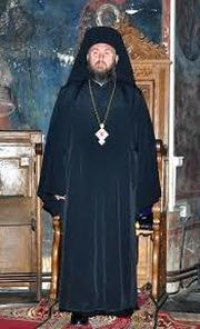 Parintele Benedict Sauciuc