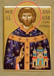 Sfantul Ansgar, 'apostolul' Nordului